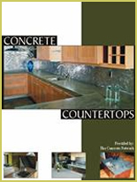Concrete Countertop Catalog