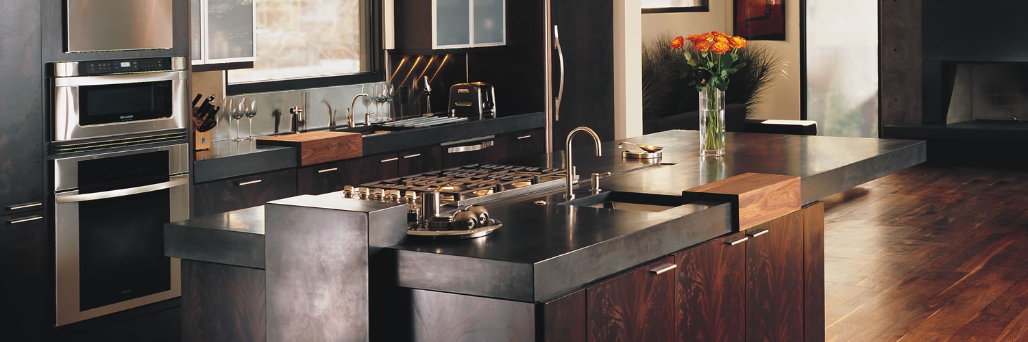 Concrete Countertops   How To Articles, Photos, And Designs