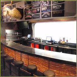 Charmant Restaurant Bar In West Hollywood, CA