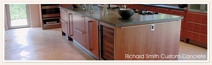 Countertop Material Weight : concrete countertop weight the weight of a concrete countertop has a ...