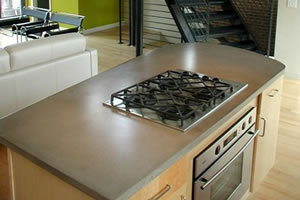 countertop concrete cost countertops and vs granite difference between